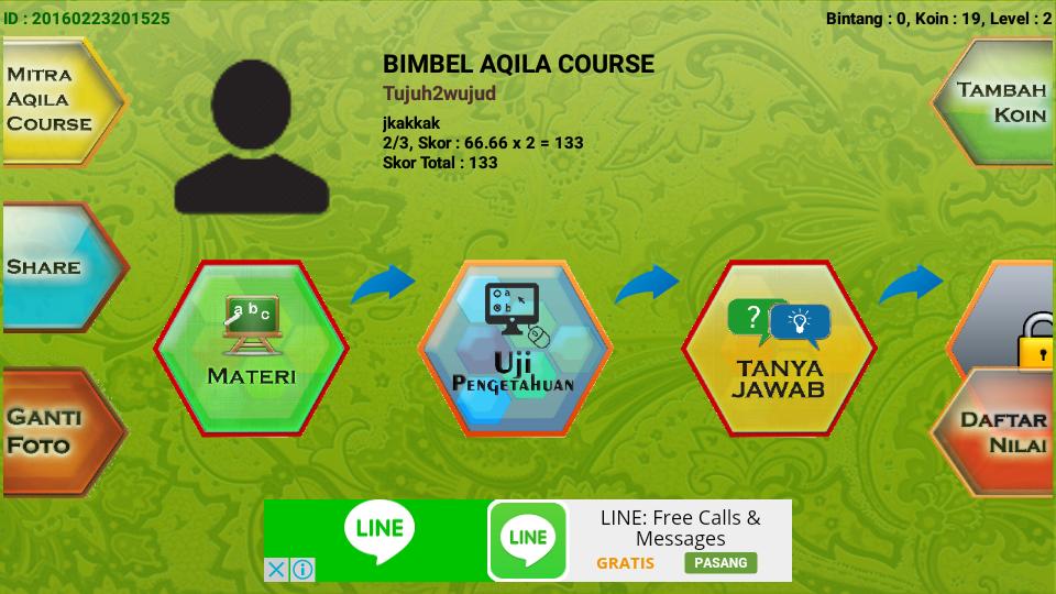 Modern Course Aqila Aqila Course